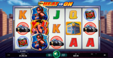 The Heat Is On Online Slot