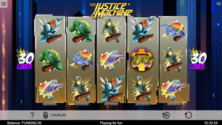 The Justice Machine Online Slot