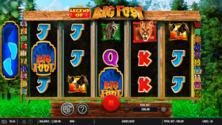 The Legend Of Big Foot Online Slot