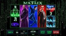 The Matrix Online Slot