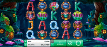 The Odd Forest Online Slot
