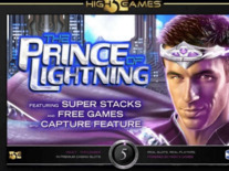 The Prince Of Lightning Online Slot