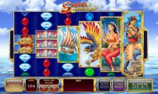 The Voyages Of Sinbad Online Slot