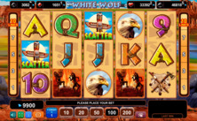 The White Wolf Online Slot