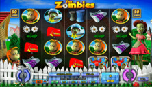 The Zombies Online Slot