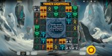 Thors Lightning Online Slot