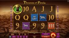 Thrones Of Persia Online Slot