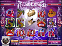Thunderbird Online Slot