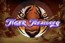 Tiger Treasure Online Slot