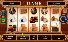 Titanic Online Slot