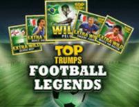 Top Trumps Football Legends Online Slot