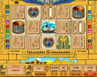 Treasure Of The Pharaohs Online Slot