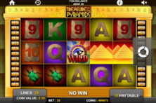Treasure Of The Pyramids Online Slot