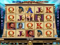 Treasures Of Troy Online Slot