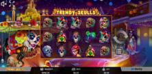 Trendy Skulls Online Slot