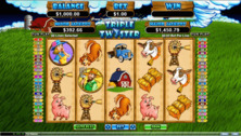 Triple Twister Online Slot