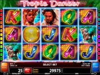 Tropic Dancer Online Slot