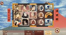 Ukiyoe Online Slot