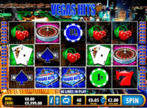 Vegas Hits Online Slot