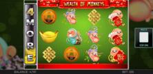 Wealth Of Monkeys Online Slot