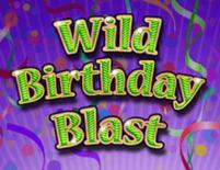 Wild Birthday Blast Online Slot