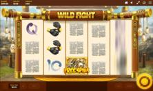 Wild Fight Online Slot