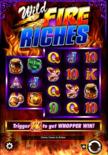 Wild Fire Riches Online Slot