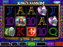 Wild Knights Kings Online Slot