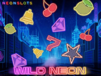 Wild Neon Push Online Slot
