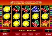 Wild Stars Online Slot