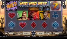 Wild Wild West The Great Train Heist Online Slot