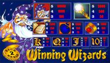 Win Wizards Online Slot