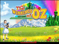 Winnings Of Oz Online Slot