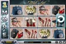 Wish List Online Slot