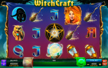 Witchcraft Fuga Online Slot