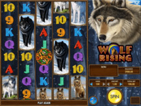 Wolf Rising Online Slot
