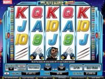 Wolverine Action Stacks Online Slot