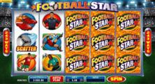 World Football Stars 2014 Online Slot