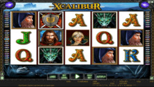 Xcalibur Online Slot