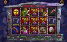 Zombie Slot Mania Online Slot